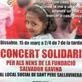 Cartell Concert Solidaria St. Pere Sallavinera